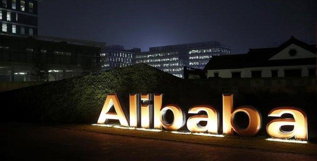 Alibaba affiche des resultats superieurs aux attentes