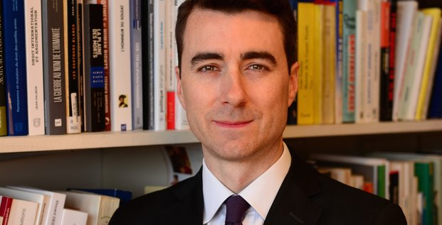 Jean-Baptiste Jeangène Vilmer