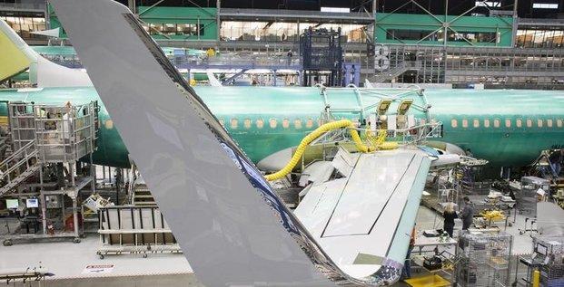 Aercap commande 100 boeing 737 max 8