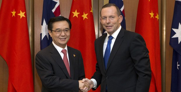 Chine Australie