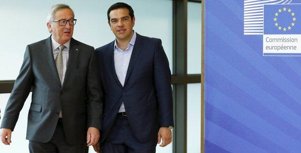 Alexis tsipras dit qu'un accord est proche