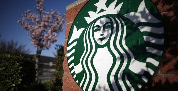 Starbucks, valeur a suivre sur les marches americains