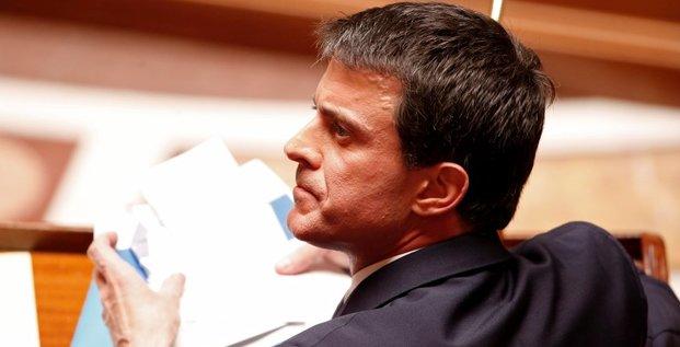 Manuel valls veut alleger le code du travail