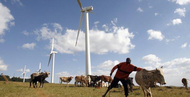 Afrique électricité éolienne