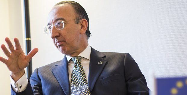 Jorge Domecq directeur de l'Agence européenne de défense (AED)