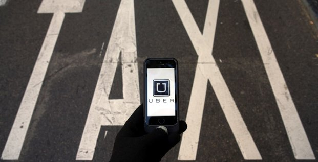 Deux dirigeants d'uber deferes au parquet