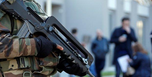 Coup de pouce financier aux soldats mobilises pour l'operation sentinelle