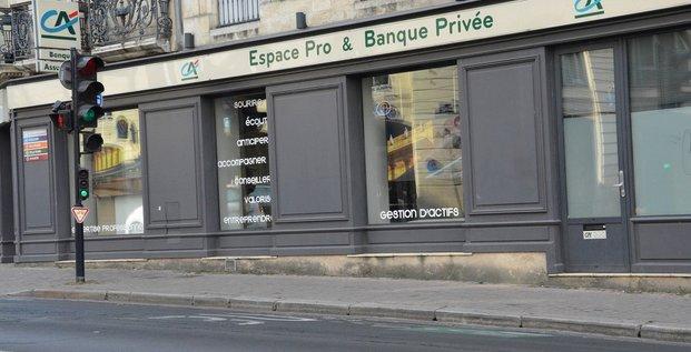 Crédit agricole Aquitaine Banque privée