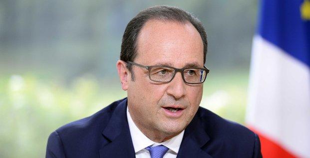 L'opposition accuse francois hollande de recuperer le risque terroriste