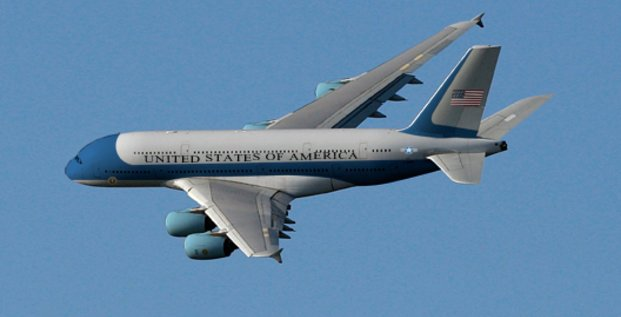 A 380 - Air Force One