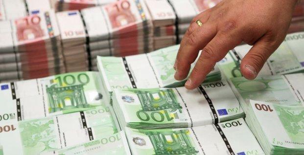 Les dividendes verses par les entreprises europeennes en hausse, selon une etude