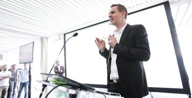 Jonathan Vidor, fondateur de JVWeb