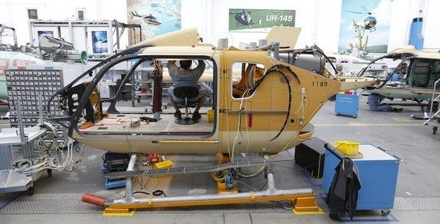 Airbus helicopters signe un accord pour 100 appareils en chine