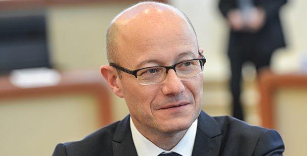 Jean-Luc Gleyze, conseil départemental de la Gironde