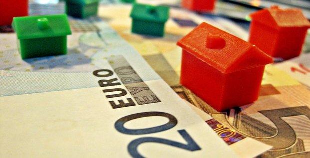 Immobilier, propriété. Property in Europe par Images Money. Via Flickr CC License by.