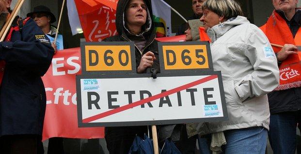 Manifestation pour les retraites le 6 novembre 2010 à Brest, par jyc1. Via Flickr CC License by.
