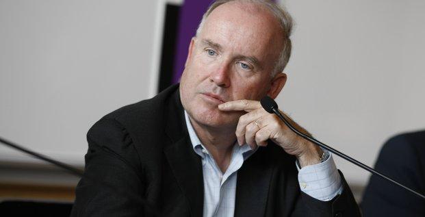 Dominique Bussereau, président de l'Assemblée des départements de France. Ici en 2009. Par MEDEF. Via Flickr CC License by.