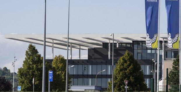 Michelin centre de recherche