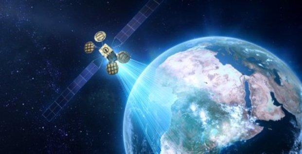 Eutelsat Facebook internet Afrique