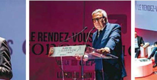 Le Rendez-vous économique de la CEPAC, au Silo de Marseille, fait le plein pour la première édition !