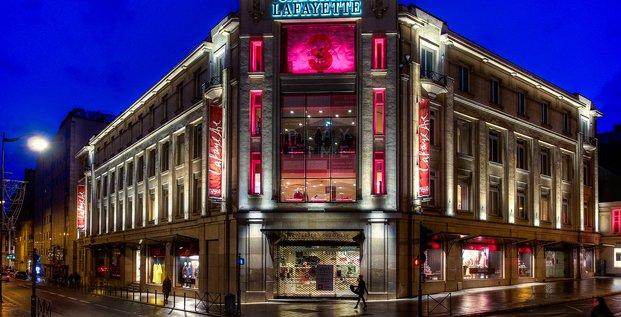 Rennes : les Galeries Lafayette voient plus grand