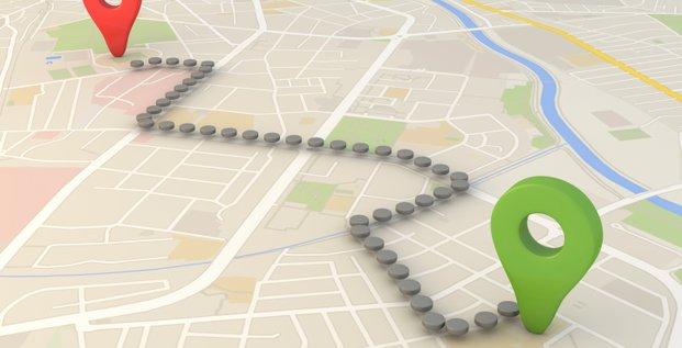 Inetis, un mini-traceur GPS digne de James Bond