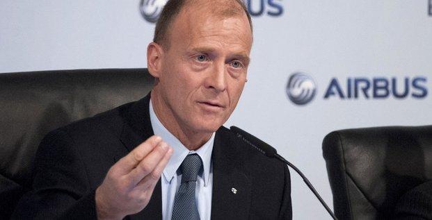 Tom Enders Airbus
