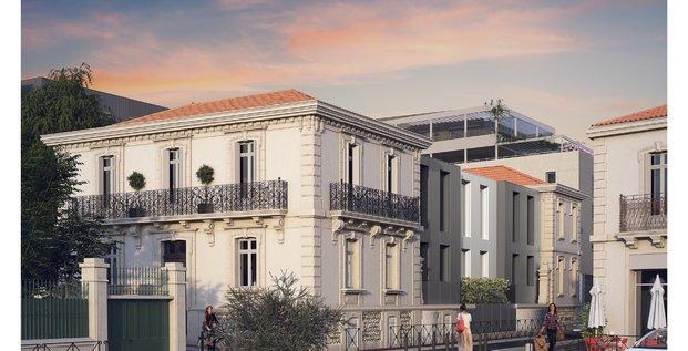 Le projet 45 Faubourg Saint Jaumes