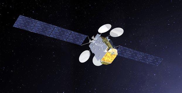 Eutelsat Thales Alenia Space Afrique satellite tout-électrique