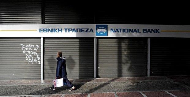 banques grecques
