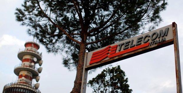 Telecom italia convertit des actions pour generer de la tresorerie