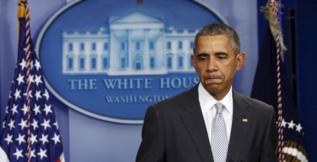 barack obama denonce une volonte de terroriser les civils a paris