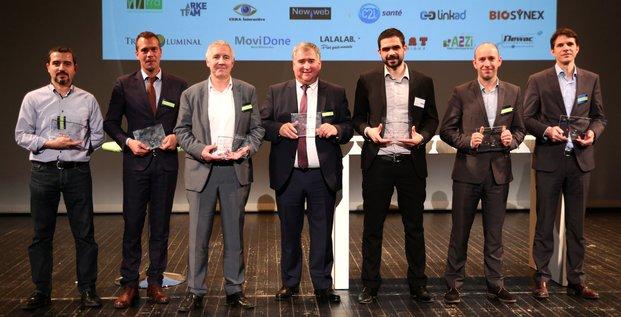 Trophées Technology Fast 50 de la région Est : un cru exceptionnel !