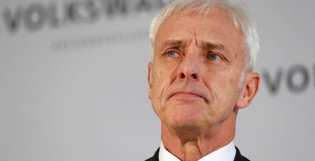 Volkswagen reduira ses investissements d'un milliard en 2016