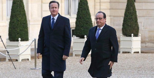 Cameron Hollande Elysée