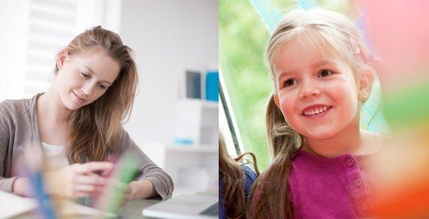 Des crèches qui connectent parents et enfants