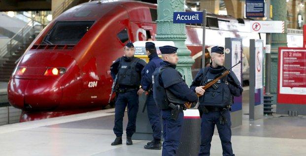 Thalys, Belgique, attentats, chemins de fer, ferroviaire, sécurité, portillons,