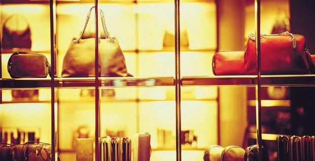 Illustration - Versailles centre commercial du luxe