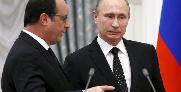 Paris va fournir une carte des forces non terroristes en syrie a moscou