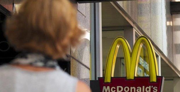Enquete fiscale de l'ue contre mcdonald's
