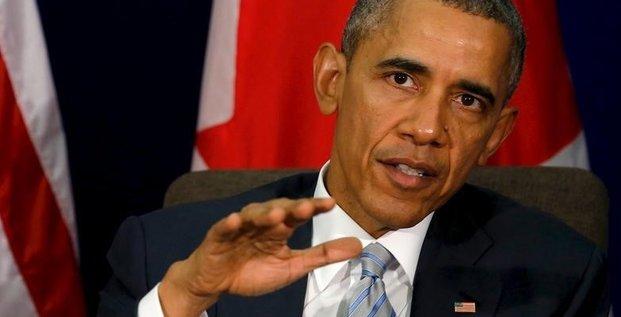 Barack obama estime que le depart de bachar al assad est necessaire pour regler le conflit syrien