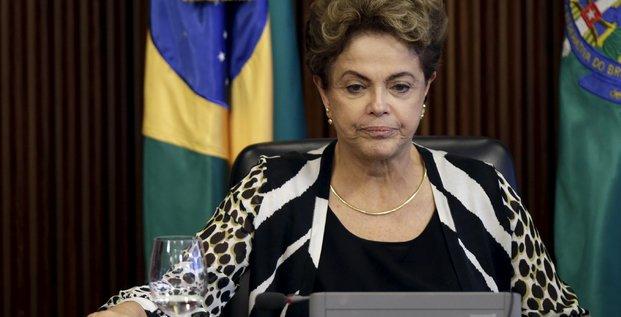 La cour supreme bresilienne rejette des appels contre la procedure de destitution de dilma rousseff