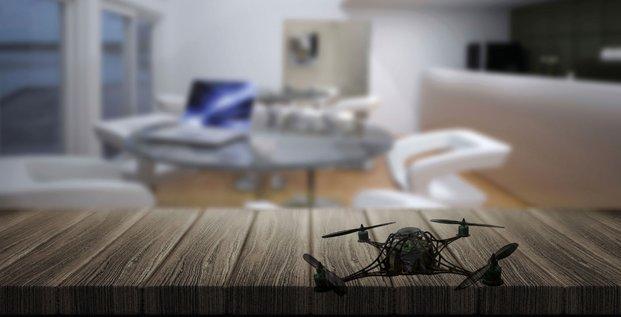 30 ans La Tribune - Drones