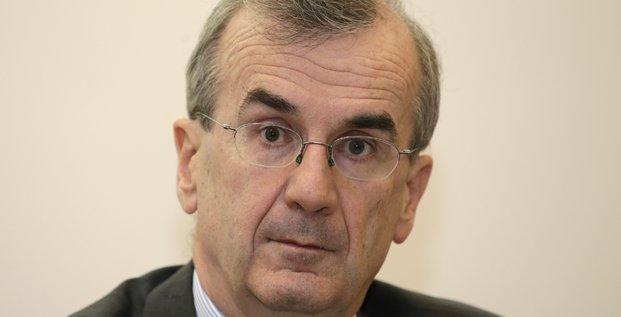 Banque de France, Francois Villeroy de Galhau,