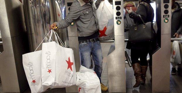 Les revenus des menages americains ne cessent d'augmenter