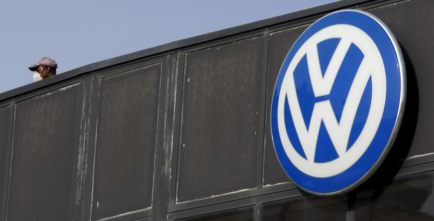 Les investisseurs redoutent une forte amende contre volkswagen aux etats-unis