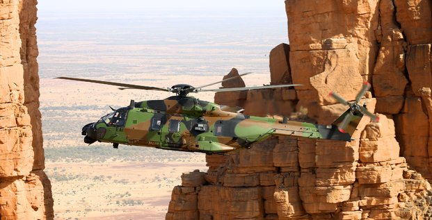 NH90 (TTH) Airbus Helicopters Armée de terre