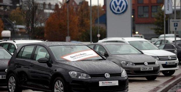 Recul de 2% des ventes du groupe volkswagen en 2015