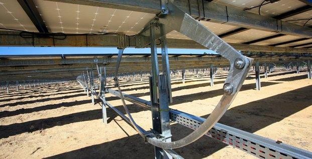 Exosun tracker solaire photovoltaïque ExotrackHZ