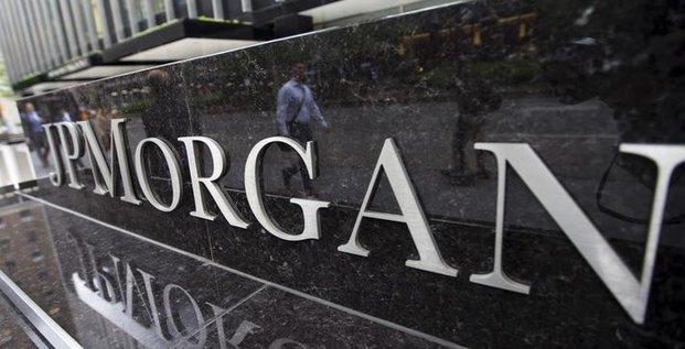 Jpmorgan paiera 595 millions de dollars dans un accord sur le marche des cds